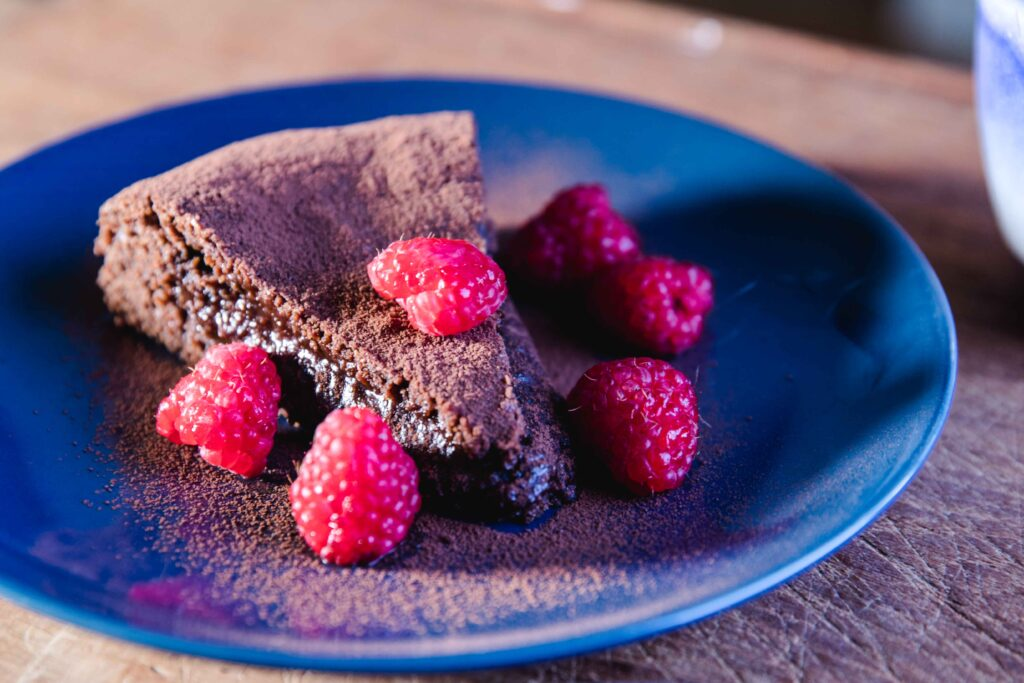 Swedish chocolate cake