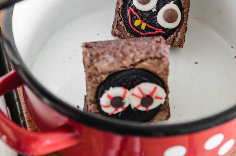 Three Easy Halloween Treats