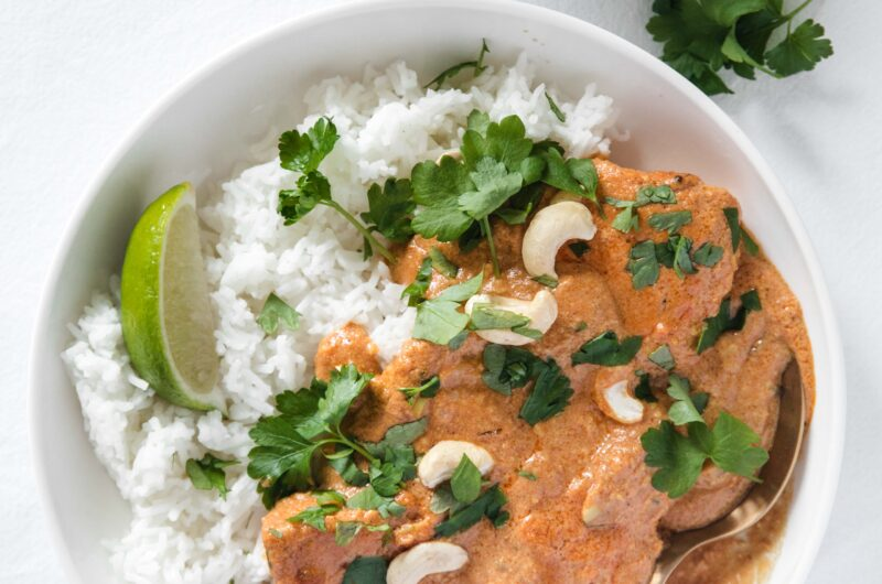 Indian Salmon Curry Restaurant Style Recipe