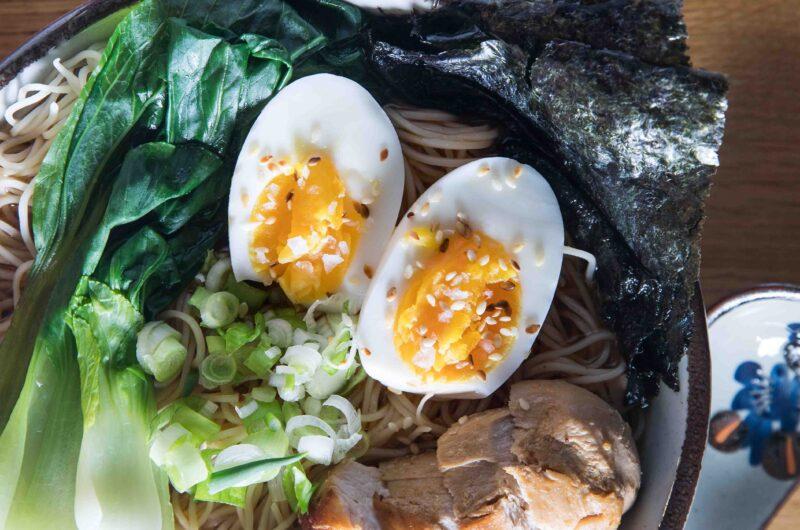 Miso Ramen Chicken