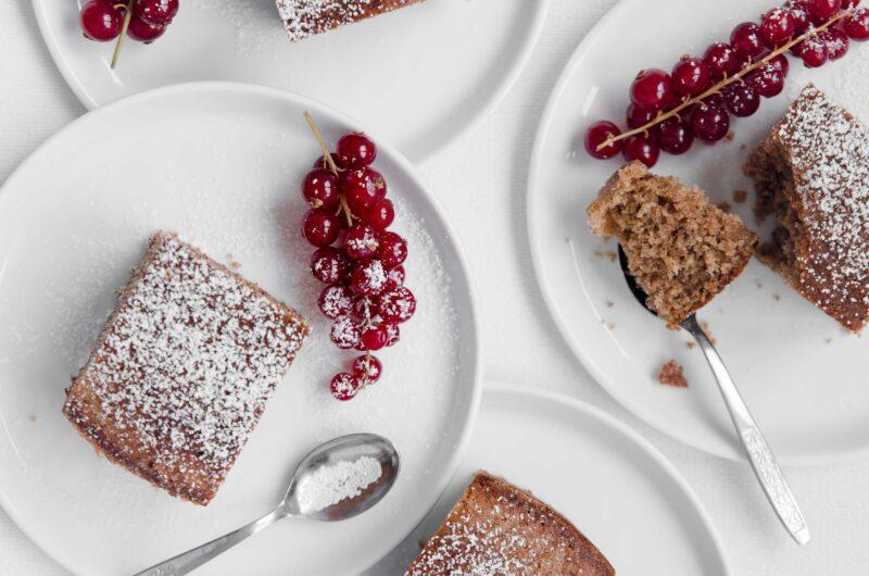 Soft Gingerbread Cake Recipe