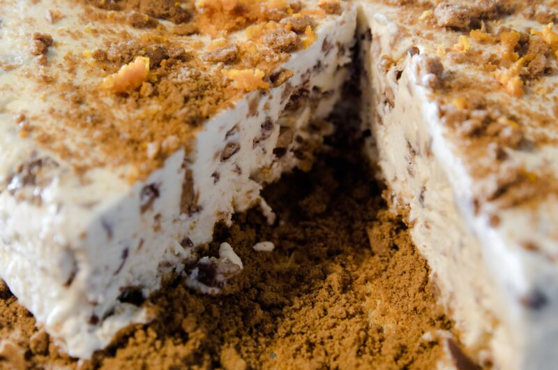 Easy Vanilla Ice Cream With Condensed Milk