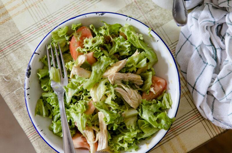 Healthy Caesar Salad