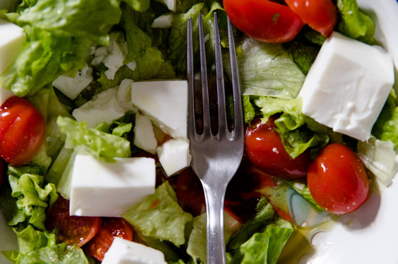 Salad With Cheese For Weight Loss