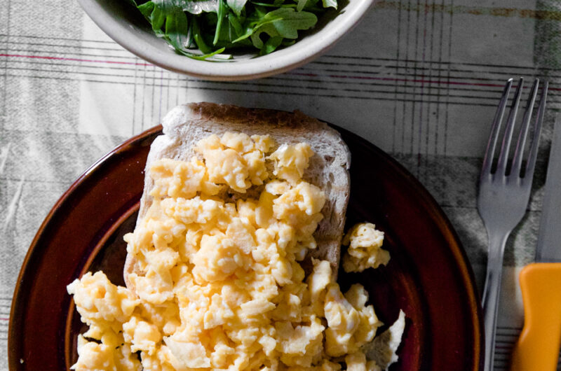 Eggs And Toast For Weight Loss
