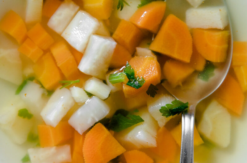 Vegetable Weight Loss Soup