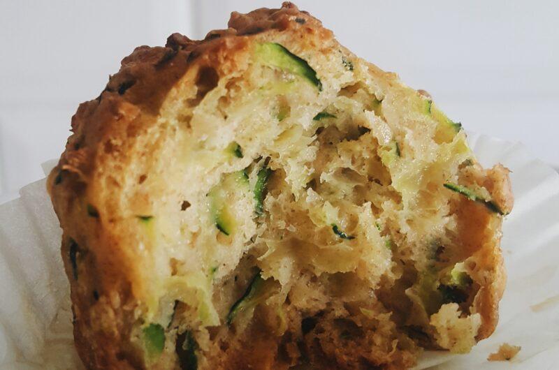 Zucchini Muffins With Whole Grain Flour