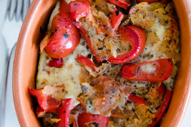 Healthy Pepper Stew Recipe