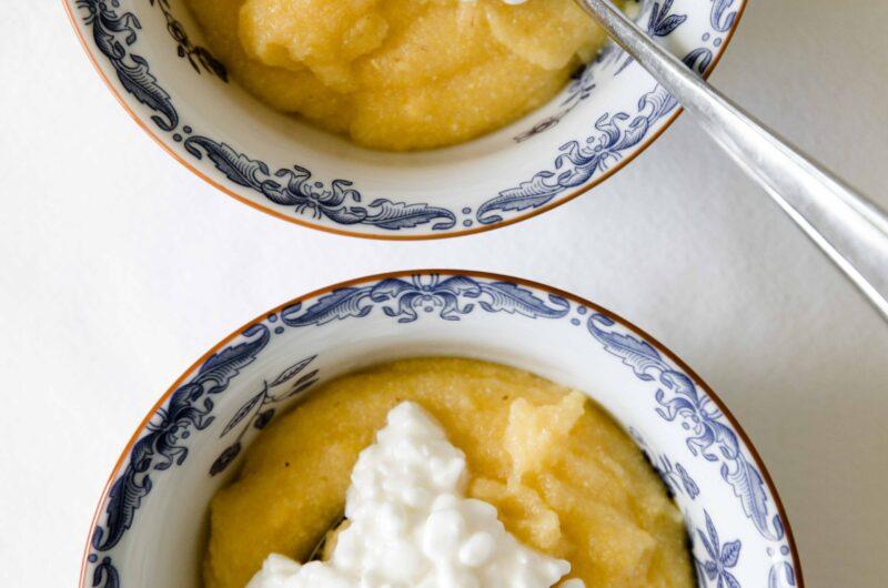 Healthy Polenta Recipe